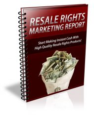 resale-rights-marketing-report-plr-cover  Resale Rights Marketing Report PLR with Private Label Rights resale rights marketing report plr cover 190x233