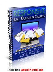 responsive-listbuilding-secrets-plr-ebook-cover