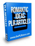 romantic ideas plr articles