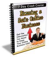 Safe Online Business PLR