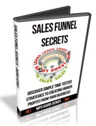 sales funnel secrets plr audio