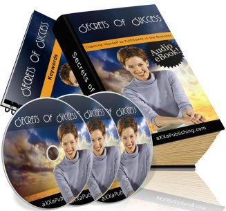 Secrets Of Success PLR Ebook/Audio secrets of success plr ebook audio cover 327x305