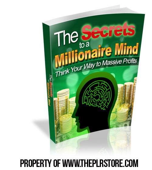 Secrets of a millionaire mind pdf download novels