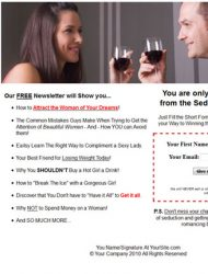 seduction plr autoresponder messages
