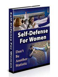 self defense for women plr ebook