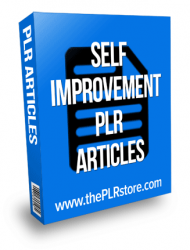 self improvement plr articles private label rights Private Label Rights and PLR Products self improvement plr articles
