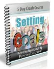 setting goals for success plr autoresponder messages