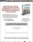 setting-goals-for-success-plr-autoresponders-squeeze-page