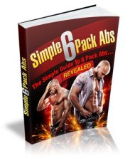 simple-6-pack-abs-mrr-ebook-cover 6 pack abs ebook Simple 6 Pack Abs Ebook MRR Package simple 6 pack abs mrr ebook cover 190x222