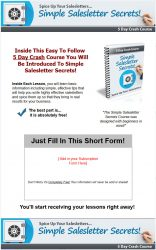 private label rights Private Label Rights and PLR Products simple salesletter secrets plr autoresponder squeeze page