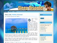 sleep-disorder-plr-template-wordpress-1