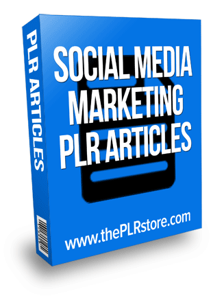 social media marketing plr articles