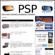 sony-psp-amazon-plr-website-store-cover