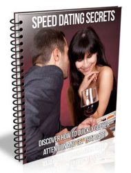 speed dating plr list building