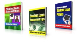 student-loans-plr-ebook-package-cover