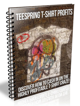 teespring t-shirt profits plr list buillding