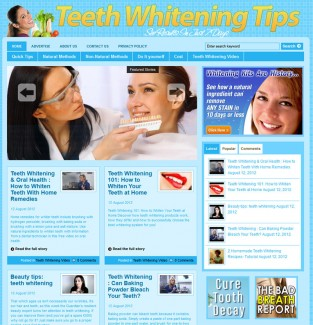 teeth-whitening-tips-plr-website-main