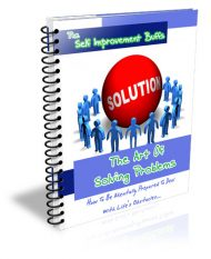 the-art-of-problem-solving-plr-ebook-cover