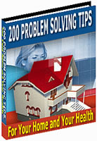 tips  200 Home and Health Tips PLR eBook tips