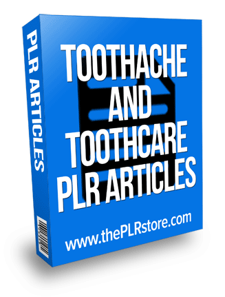 toothcare plr articles