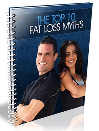 top 10 fat loss myths plr report