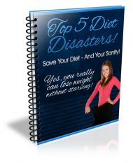 private label rights Private Label Rights and PLR Products top 5 diet disasters bonus plr ebook cover