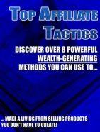 top affiliate marketing tactics plr ebook