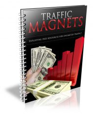 traffic-magnets-plr-ebook-cover  Traffic Magnets PLR Ebook traffic magnets plr ebook cover 190x233