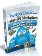 twitter basics for marketers ebook