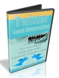twitter lead generation videos