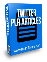 twitter plr articles private label rights Private Label Rights and PLR Products twitter plr articles