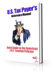 us-tax-payers-reference-manual-plr-ebook-cover