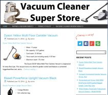 vacuum-cleaner-plr-amazon-turnkey-store-cover