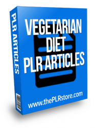 vegetarian-diet-plr-articles