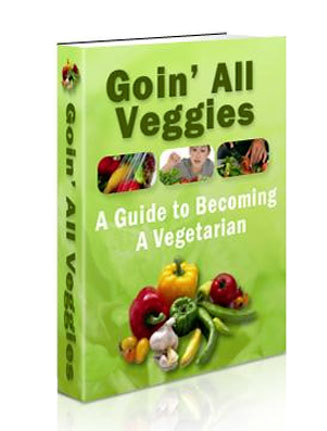 veggies plr ebook