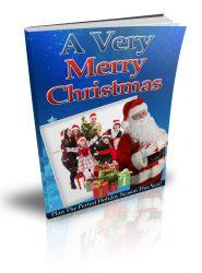 very-merry-christmas-plr-ebook-cover