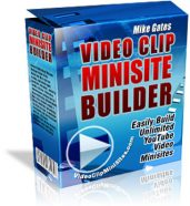 video-clip-minisite-builder-plr-software-cover