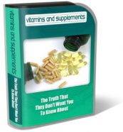 vitamin-supplements-plr-template-cover