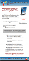private label rights Private Label Rights and PLR Products wahm plr autoresponder messages squeeze page 121x250