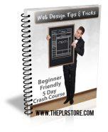 web-design-tips-plr-autoresponder-messages-series-cover