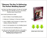 private label rights Private Label Rights and PLR Products wedding speeches plr listbuilding set squeeze page