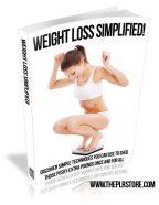 weight-loss-simplified-plr-ebook