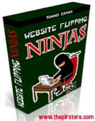 wesite-flipping-ninjas-plr-ebook