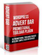 wordpress-advert-bar-plugin-mrr-cover