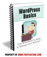 wordpress-basics-plr-autoresponders-cover
