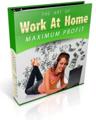 work-at-home-max-profits-plr-cover  Work At Home Max Profits PLR Deluxe Ebook work at home max profits plr cover 190x237