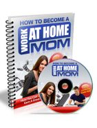 work at home moms plr ebook audio