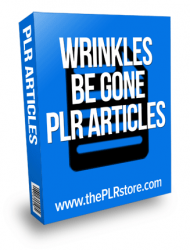 wrinkles be gone plr articles private label rights Private Label Rights and PLR Products wrinkles be gone plr articles