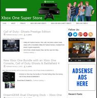 xbox-one-plr-amazon-website-turnkey-store-cover