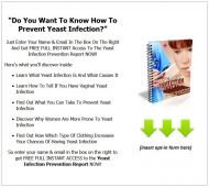 private label rights Private Label Rights and PLR Products yeast infection prevention listbuilding plr squeeze